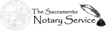 Sacramento Mobile Notary Public Service (916) 550-4394 Logo